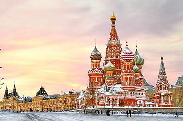 Moscú, capital de grandes eventos, historia y modernidad