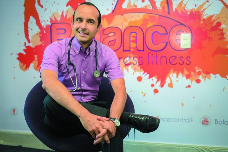 Dr. Oscar Rosero