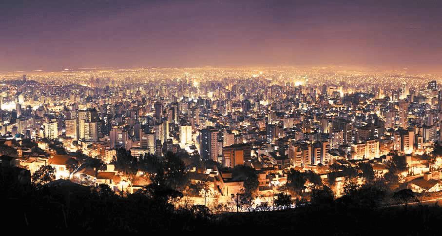 """Belo Horizonte """"Una mezcla entre cultura y diversión"""""""