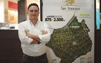 Óscar Iván Zuluaga Director Comercial San Francisco Campestre