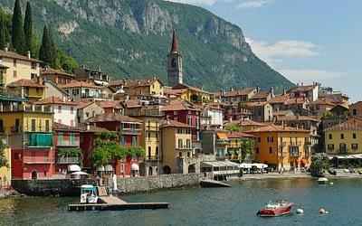 """Italia «Descubriendo algo más de la bella Italia Lago di como"""""""