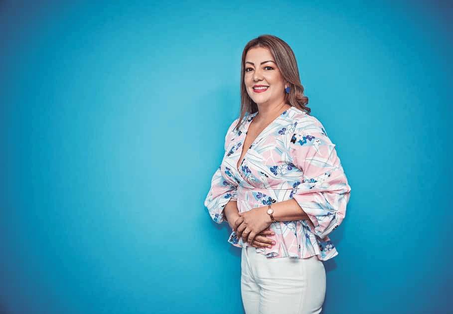 Rubith Cristina Cardozo Pacheco   Gerente CEDICAF