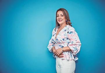 Rubith Cristina Cardozo Pacheco | Gerente CEDICAF
