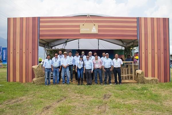 Adama presente en Agroshow Pajonales 2018