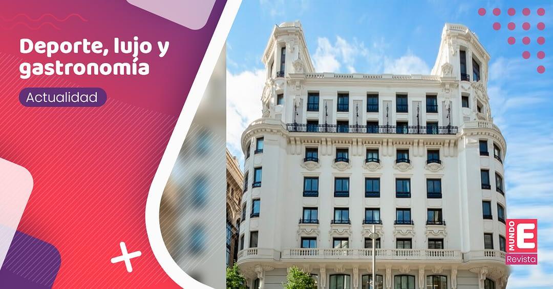 Así es el nuevo hotel de Cristiano Ronaldo en España