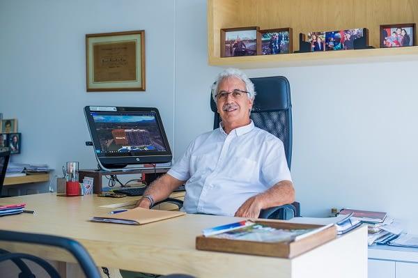 Ing. Ricardo Javier Cala, Gerente Inversiones Llano Hermoso