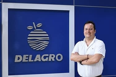 Richard Sánchez, Gerente Delagro