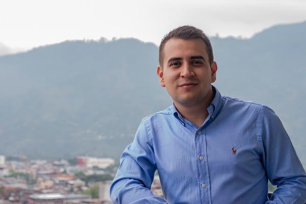 Frey Jaimes, Director Comercial Constructora Inacar