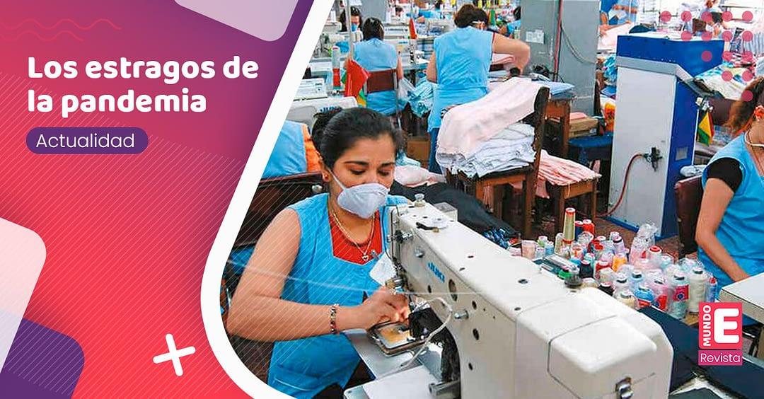Crisis sin precedentes enfrentan los textileros colombianos