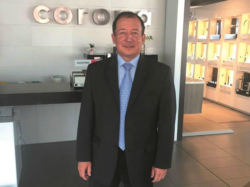 Carlos Molina Vargas, Gerente de proyectos Hábitat de los Andes