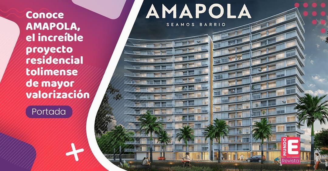 AMAPOLA: Nuevo Proyecto Inmobiliario en LA SAMARIA inspirado en los barrios de antes