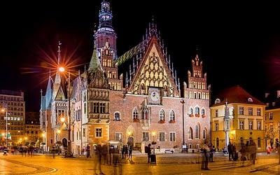 Wroclaw «Mágica y encantadora»