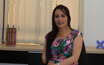 Tricia Andrea Guzmán Giraldo