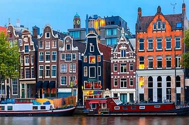 Holanda, naturaleza y entretenimiento.